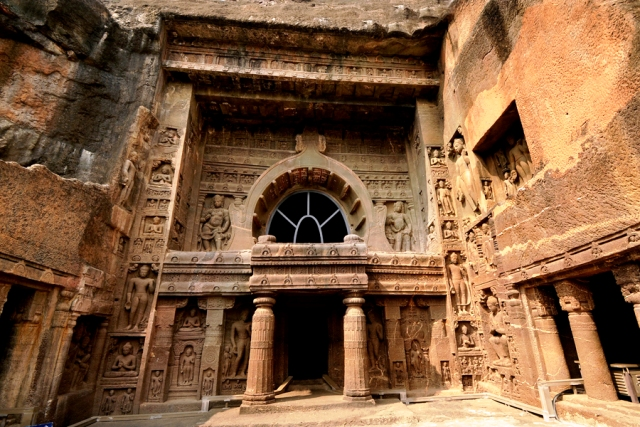Ajanta - Caves