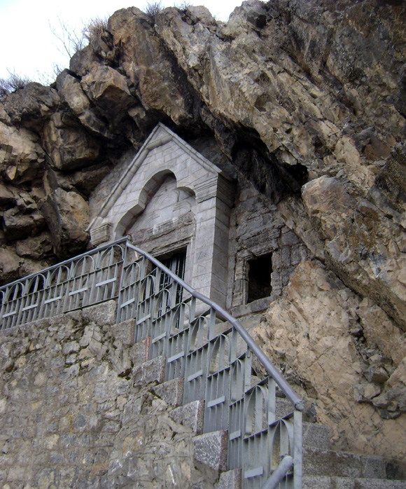 Image result for Bumzu or Bhaumajo Caves Anantnag
